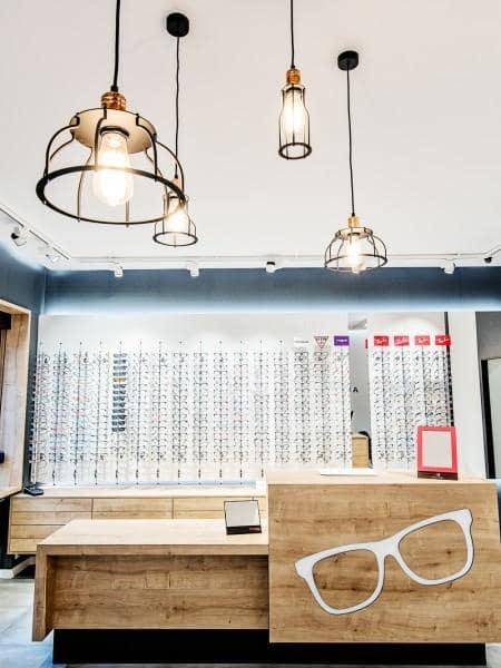 okulary korekcyjne Polkowice