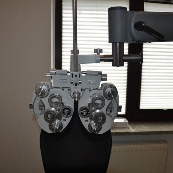 badanie optometryczne  Polkowice